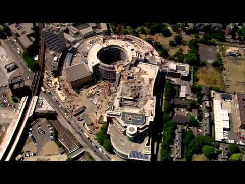 BBC Television Centre - Redevelopment progress