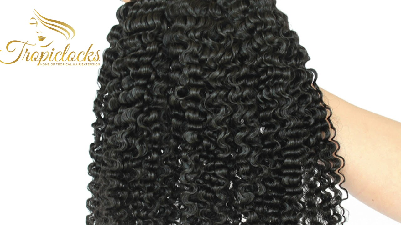 Zuri Afro Curly Bundle Youtube