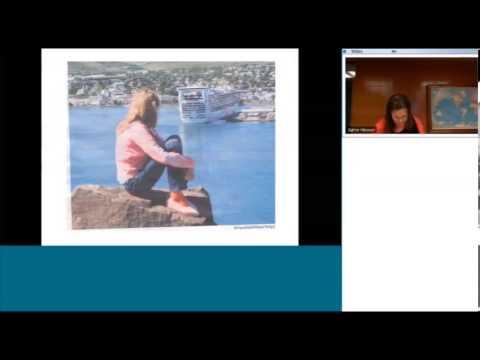 In Northern Mists: Dr. Anna Karlsdóttir - Denmark strait and cruiseship  tourism traffic