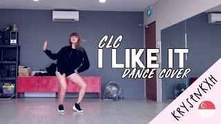KRYSENKXH - CLC (씨엘씨) I LIKE IT (즐겨) [Dance Cover]