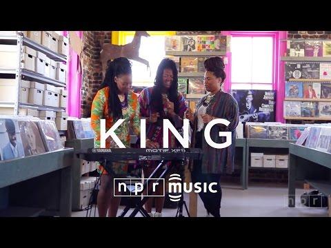KING: NPR Music Field Recording