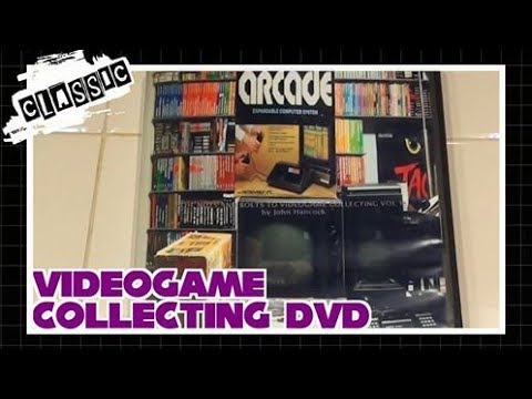 Videogame Collecting DVD
