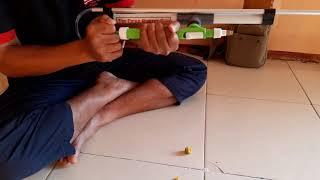 Senapan Cicak Mainan Senapan Angin Pembasmi Cicak Tokek