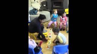 Детский сад ... урок казахского языка