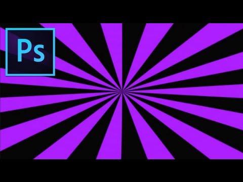 Starburst Effect in Photoshop | - YouTube
