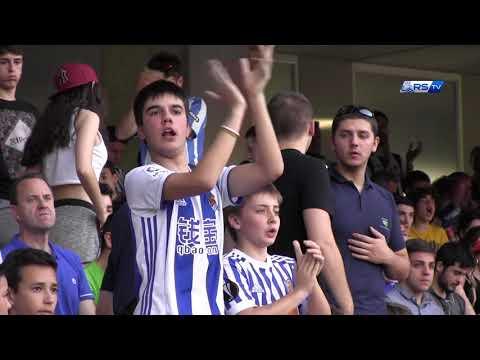 Afición Real Sociedad 3 - 0 Atletico de Madrid 19/04/2018