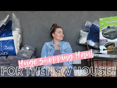 HAUL | Shopping For The New House Ft. Adairs, Ikea, & Costco 🏡