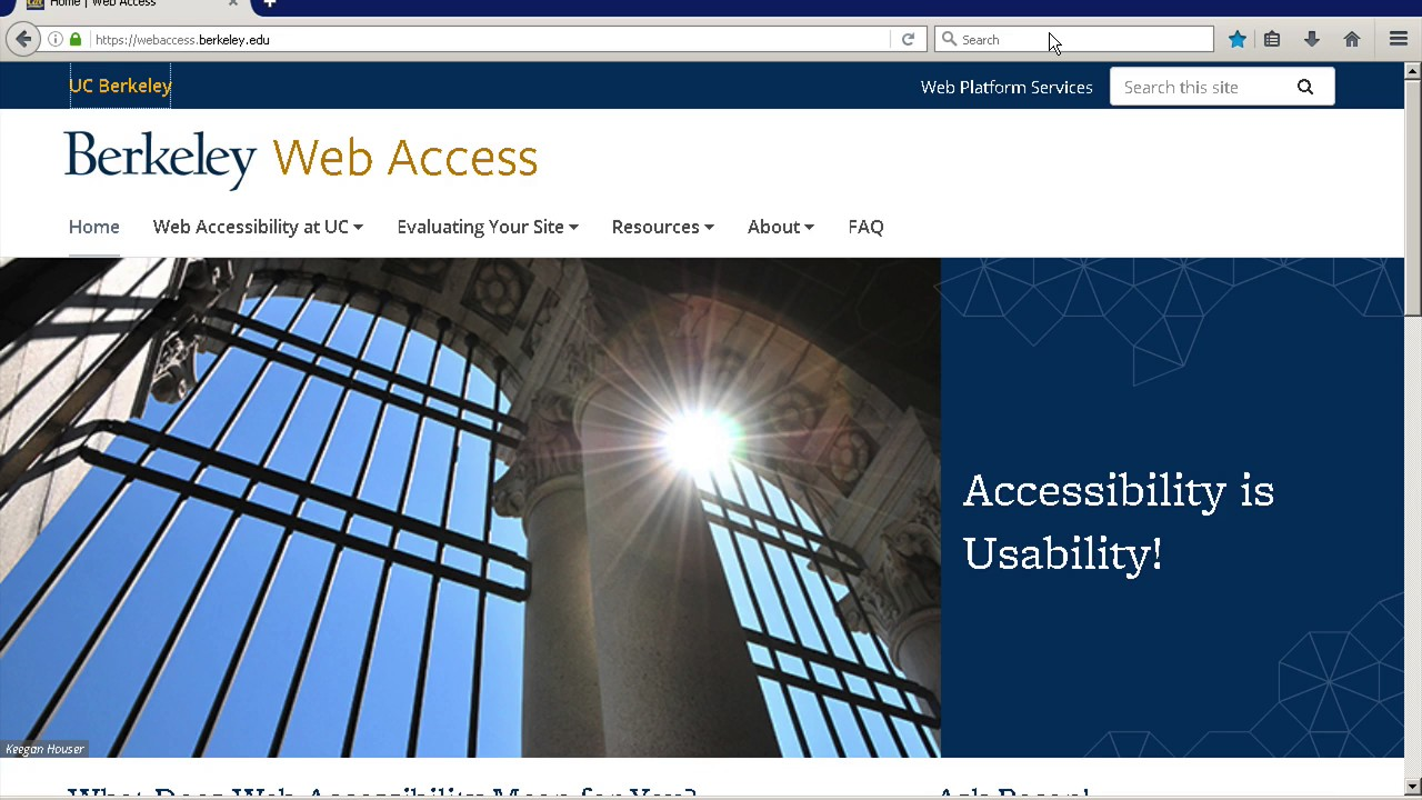 What is a screen reader anyway? | Web Access
