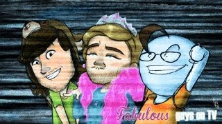 Fabulous guys on TV - Cry/Pewds/CTK Fananimation Thumbnail