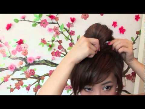 6 kiểu tóc nhanh mùa hè