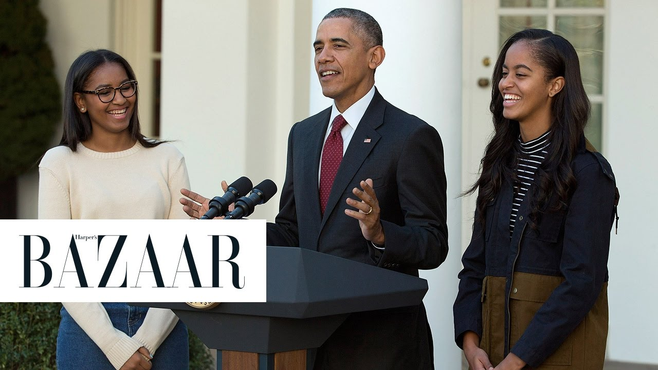 Malia Obama Once Again Guilty of Being Cool