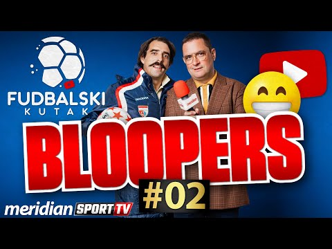 VINKO POGAĐA! | Fudbalski kutak BLOOPERS #02