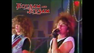 Flotsam & Jetsam - Backstage Pass 1985 (Live)
