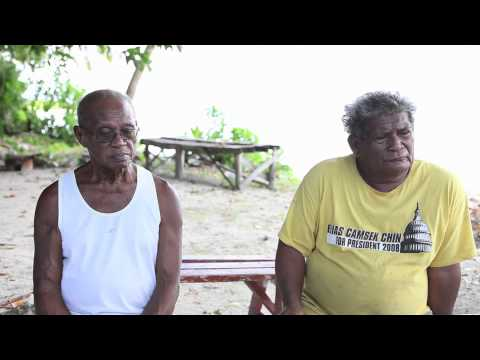 Interview With Native Palauan Men