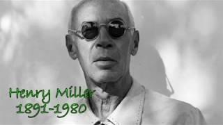 Todo lo que hay que saber sobre HENRY MILLER