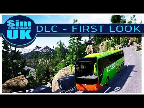 Austria & Switzerland Tour #1   Fernbus Coach Simulator Reloaded