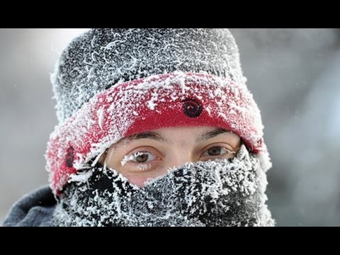 Canada experiences extreme cold