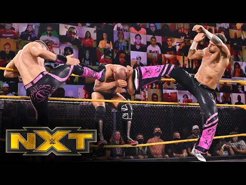Oney Lorcan & Danny Burch vs. Breezango – NXT Tag Team Championship Match: WWE NXT, Nov. 11, 2020