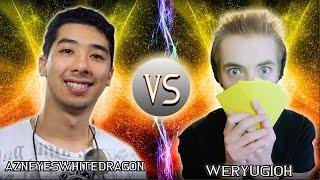 YugiTuber Grand Championship R1 - WeRYugioh vs. AznEyesWhiteDragon!