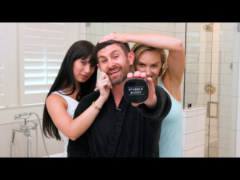 The Stubble Buddy - Grooming Game Changer & Relationship Saver! (coming soon)