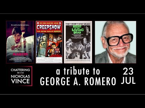 Chattering About George A. Romero