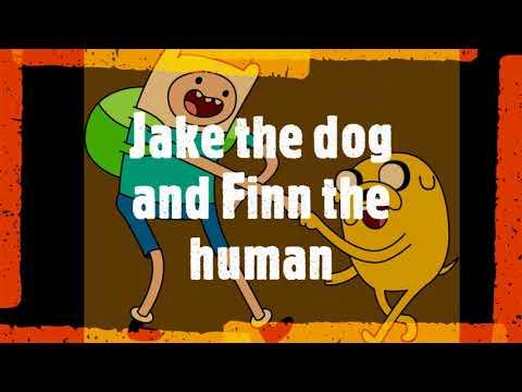 Adventure Time Theme Song Lyrics