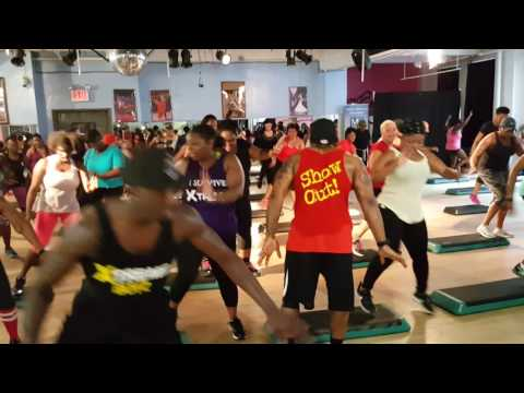 Xtreme Hip Hop with Phil: New York class