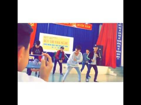 Trai đẹp nhảy trường THCS Lý Thường Kiệt Quận Bình Tân