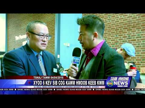 SUAB HMONG NEWS:  6th Annual Conference of Hmong Studies - 03/19/2016