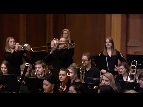 Lawrence University Wind Ensemble & Symphonic Band - April 13, 2019