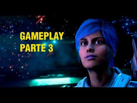 Levei um fora da Natalie Dormer | Mass Effect: Andromeda | Gameplay Pt. 3
