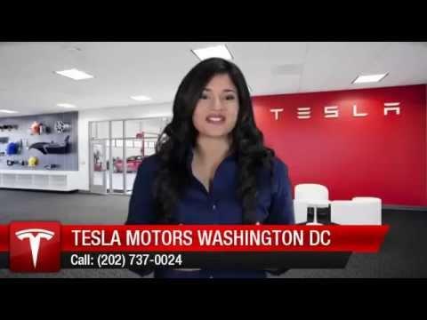 Excellent Review For Tesla Motors Washington Dc