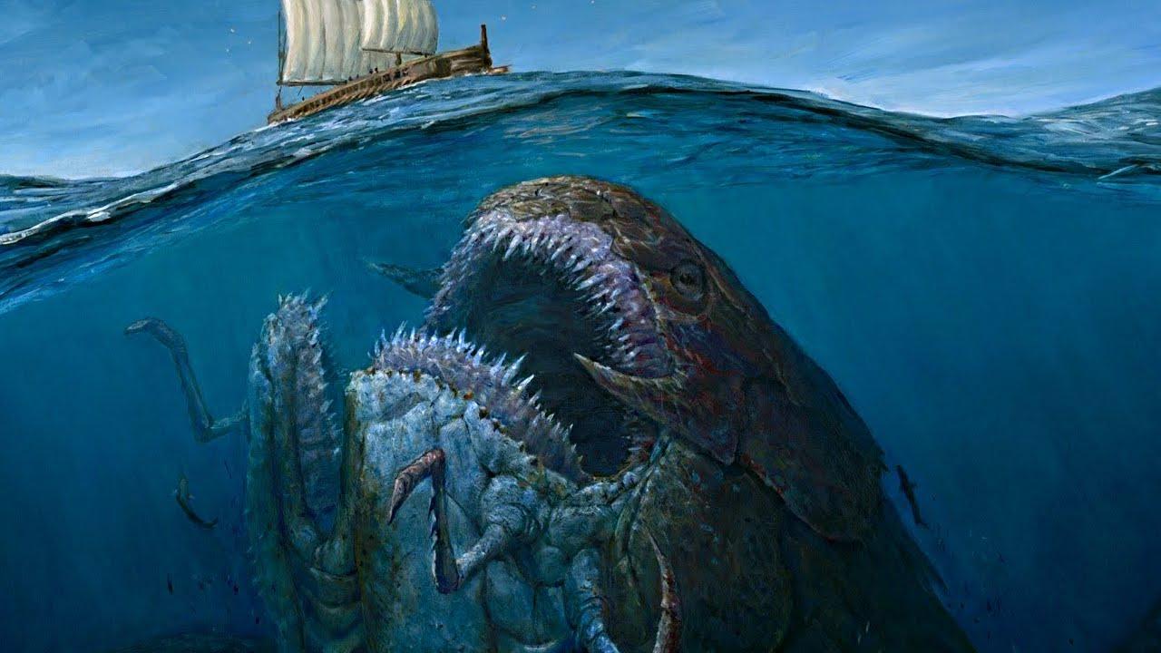 las 10 criaturas marinas mas aterrorizantes del mundo youtube