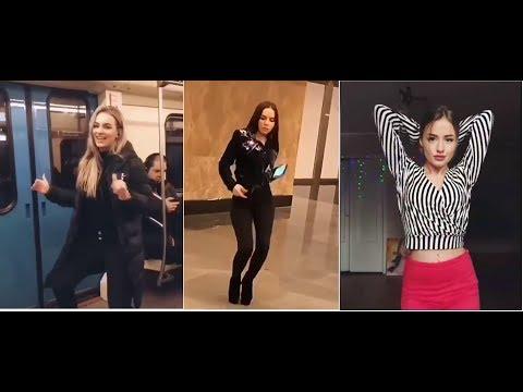 Танцы девушек с Instagram 2019 #2