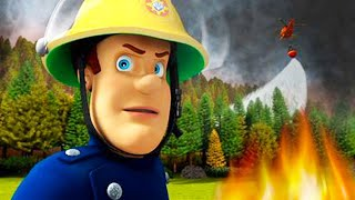 Fireman Sam US | New Episodes | Superhero Fireman Sam 🚒🔥 | Cartoons for Children | Kids TV Shows