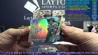 2017 Bowman Draft Baseball Jumbo 8 Box Case Break #64   RANDOM TEAMS