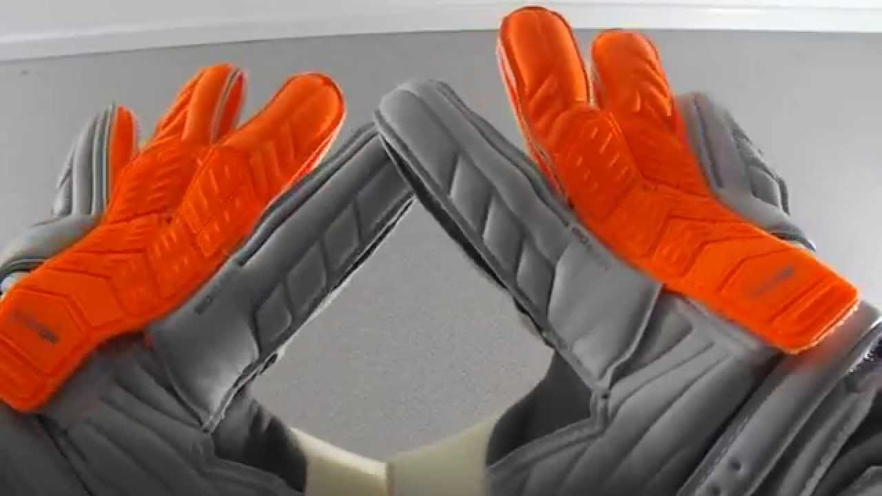 Nike 2015 GK Confidence Goalkeeper Gloves Preview - YouTube fbe7babdf