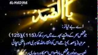 Asma Ul Husna With Meaning And Benifitis.