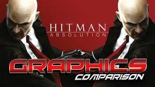 Hitman: Absolution - Graphics Comparison (PC 1080p vs. XBOX 360)
