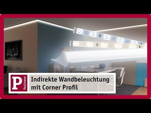 paulmann corner profil 1 m kunststoff 3096 kueche moebellicht caka technisches licht. Black Bedroom Furniture Sets. Home Design Ideas