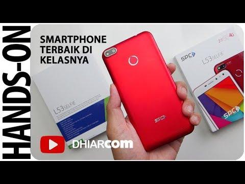 Cuma Rp 800 ribuan Dapet Android Keren! SPC L53 Selfie Indonesia