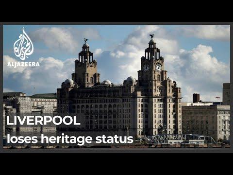 UNESCO strips Liverpool of world heritage status