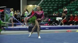 Ksenia Klimenko - Floor - 2017 WOGA Classic