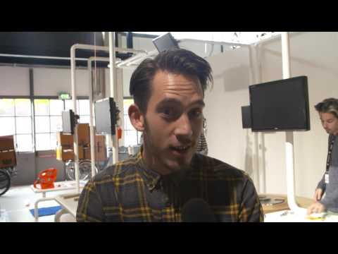 Dutch Design Week 2016: DDW expositie klokgebouw