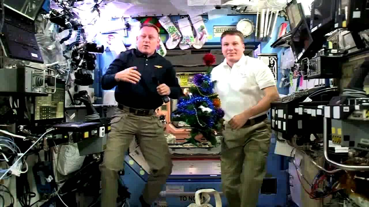 Astronaut Barry Wilmore shares story of faith, Christmas -- and ...