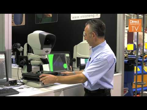 Vision Engineering demonstrated its innovative Swift Duo system at the BI-MU trade fair