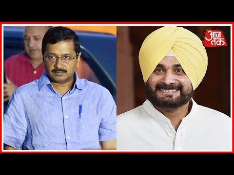 Arvind Kejriwal Says He Respects Navjot Singh Sidhu On Twitter