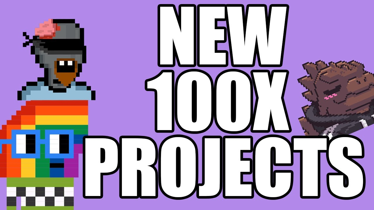 Download NEW 100X DAO PROJECTS! - Get In Early!