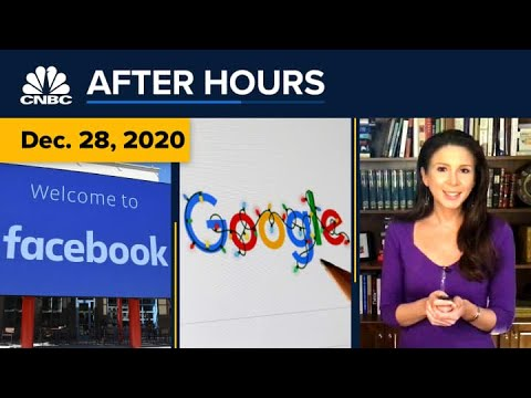 Google And Facebook Face Antitrust Reckoning — Here's What Could Happen In 2021: CNBC After Hours