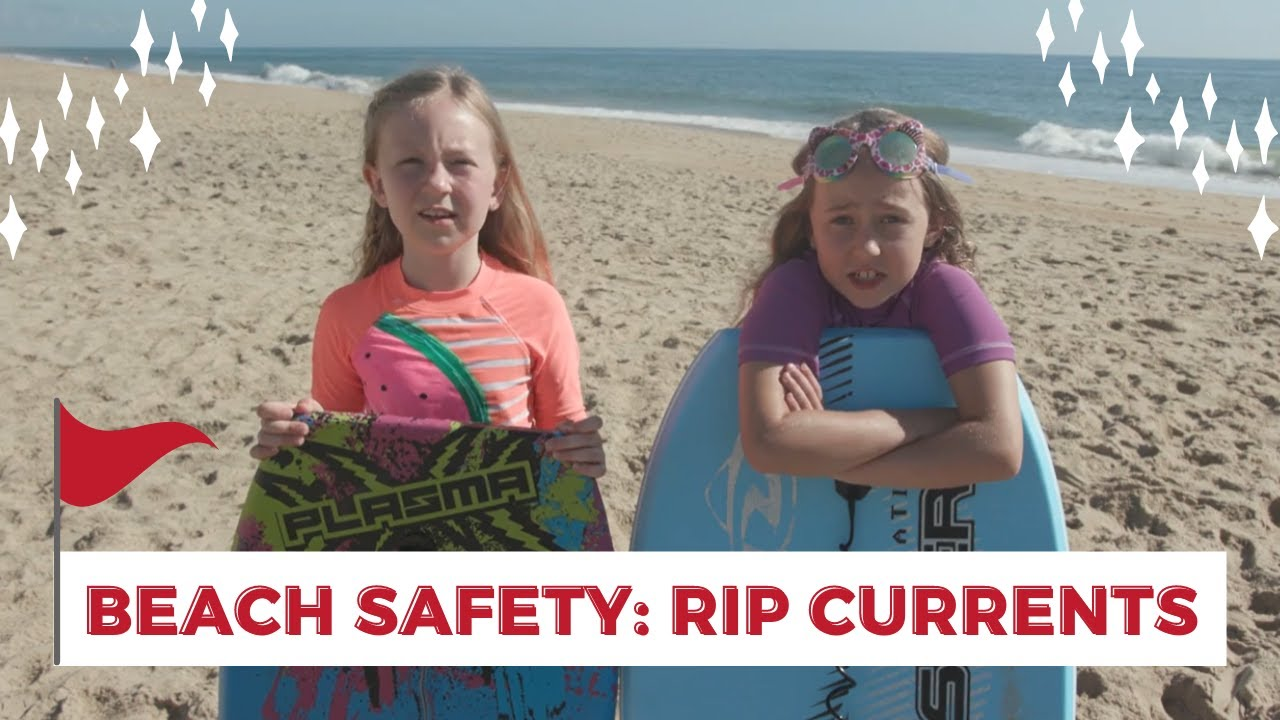 """""""Don't Swim!"""" - Dare County Beach and Ocean Safety Tips"""